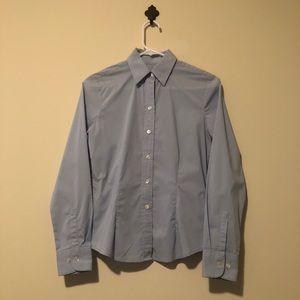 😍 EUC 🎉 Button-Down Long Sleeve Shirt, Sz XS